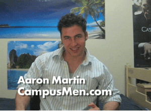 Aaron's Video Bio