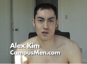 Alex's Video Bio