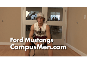 Nik's Hobby: Ford Mustang Racing