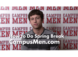 Shane Describes How To Do Spring Break