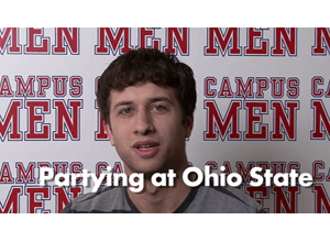 Shane Describes Campus Life At Ohio State