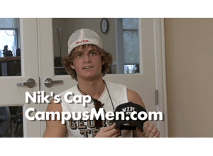College Student Impresses Girls with a Nike Cap