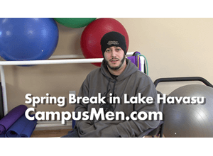 Campus Men Discuss College Life at their Universities