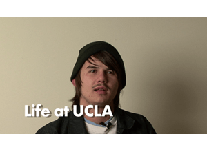 Nick Describes UCLA Campus Life