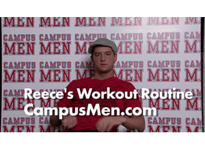 Reece's Workout Routine